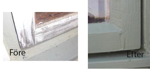 Fönster - reparera/måla eller köpa nytt?