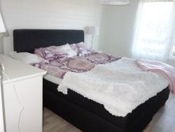Nytt golv i sovrummet
