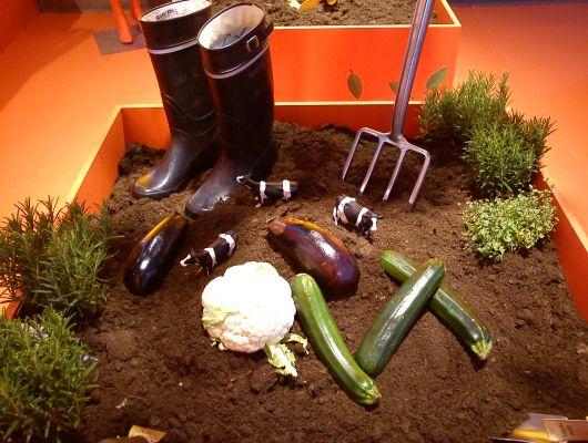 Härlig trädgårdsinspiration från Formex våren 2013